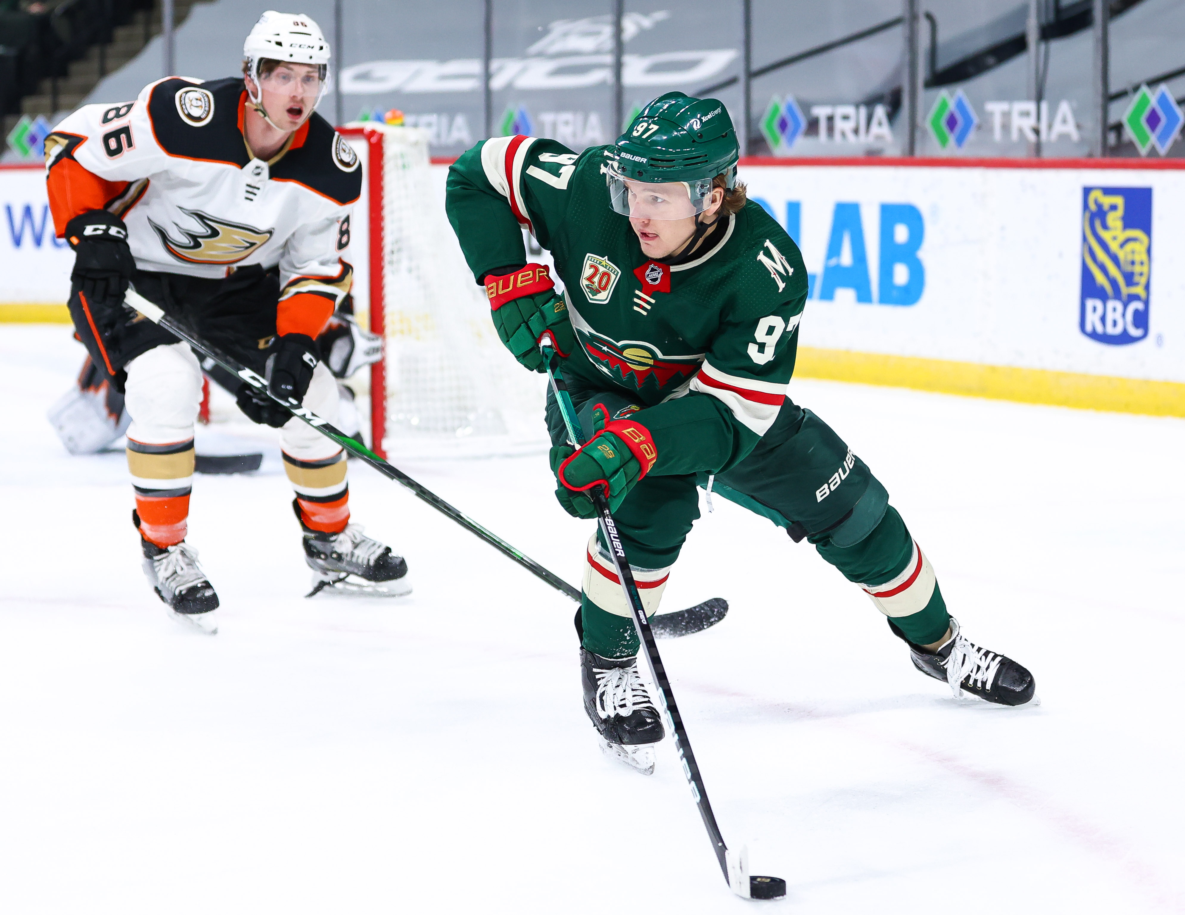 The Minnesota Wild re-sign Kirill Kaprizov to 5-Year, $45 Million Deal