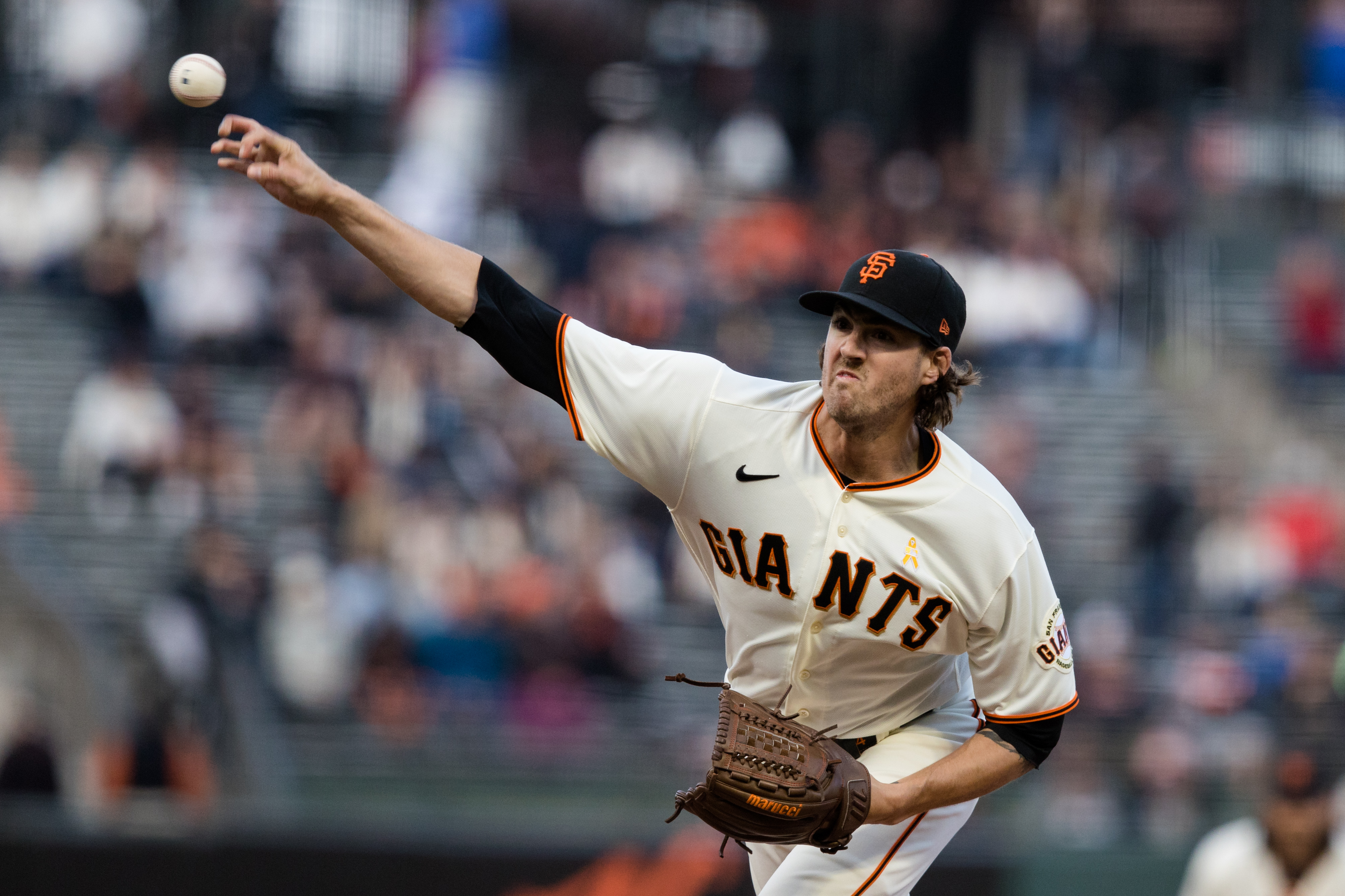 San Francisco Giants become first MLB team to reach 2021 postseason