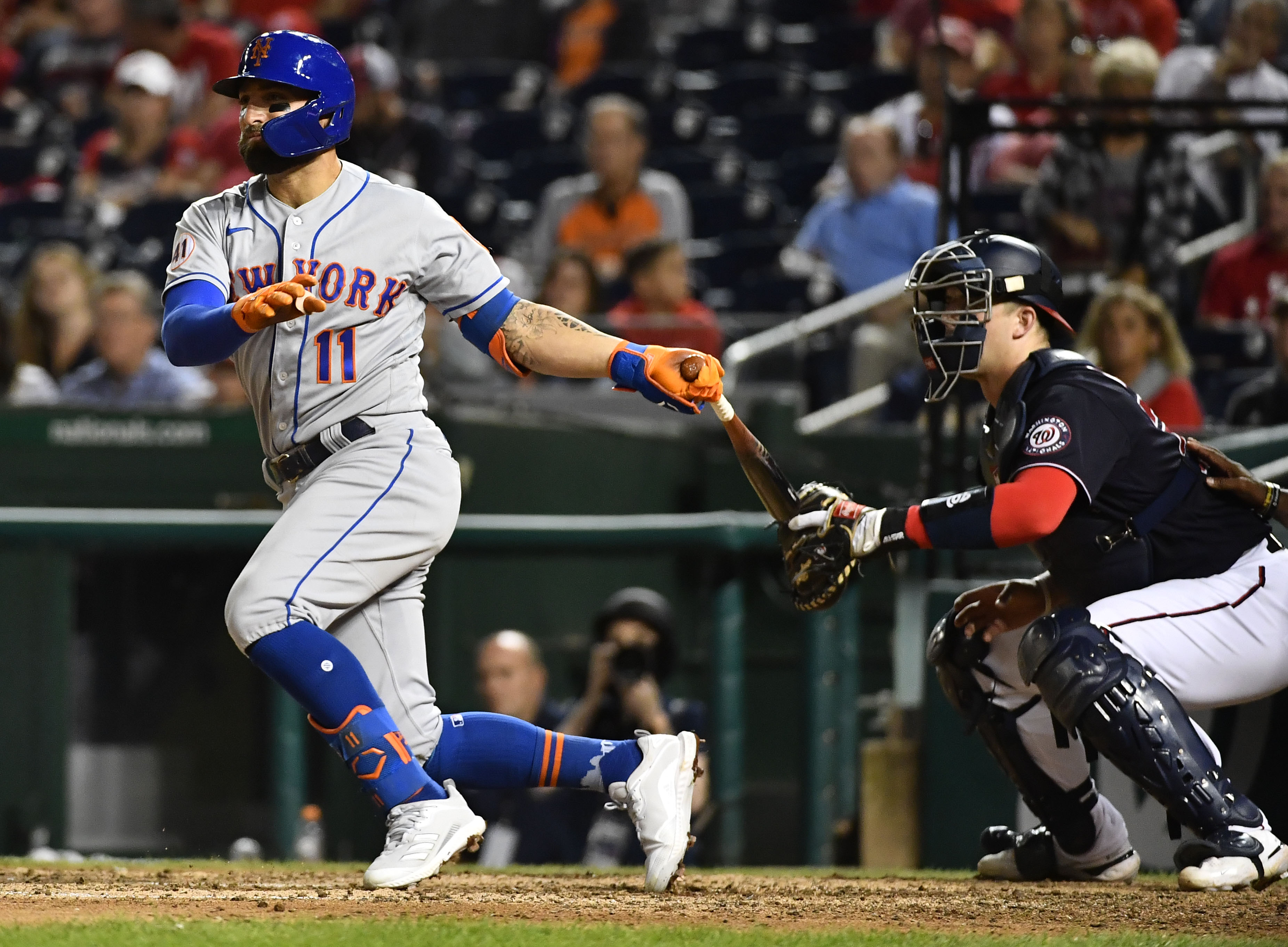 9/4/21 Game Preview: New York Mets at Washington Nationals, Doubleheader Edition
