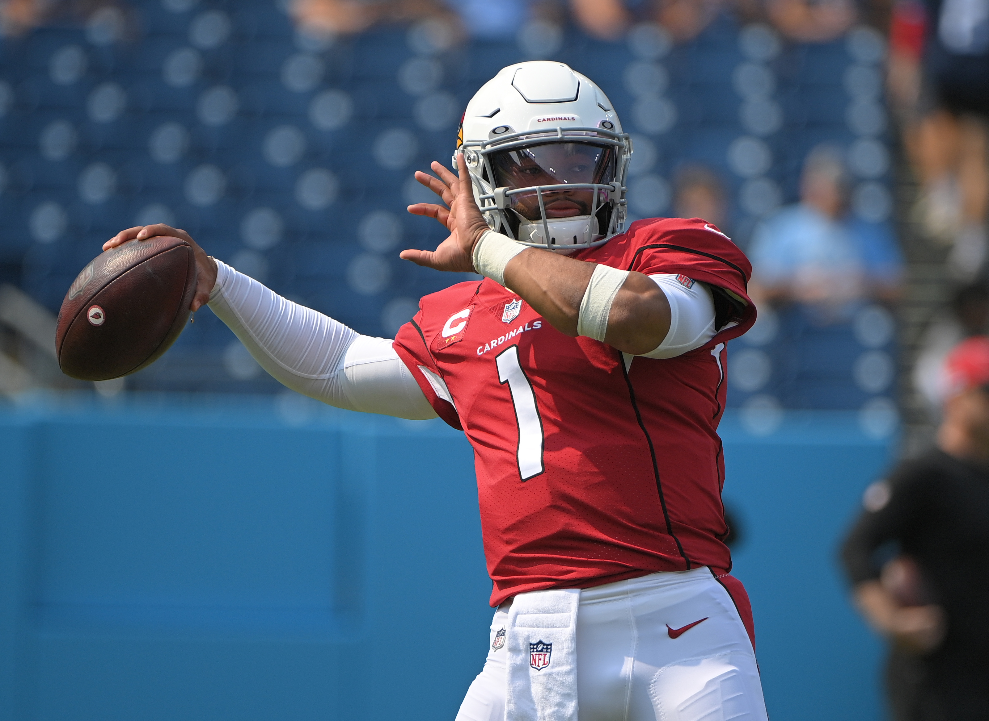 Top five NFL offensive performers from Week 1