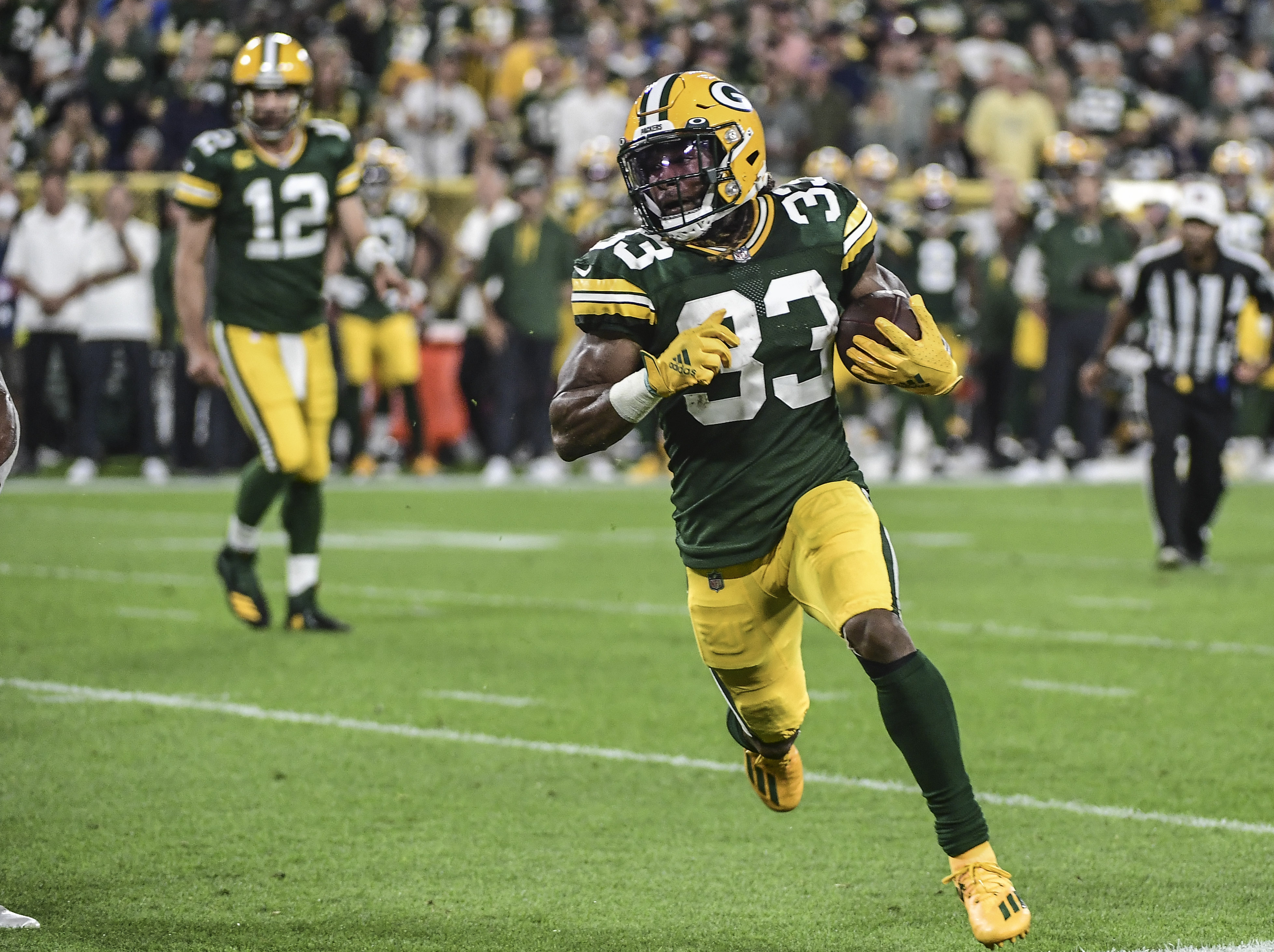 Ten Things We Learned from the Packers 35-17 Win Over the Lions