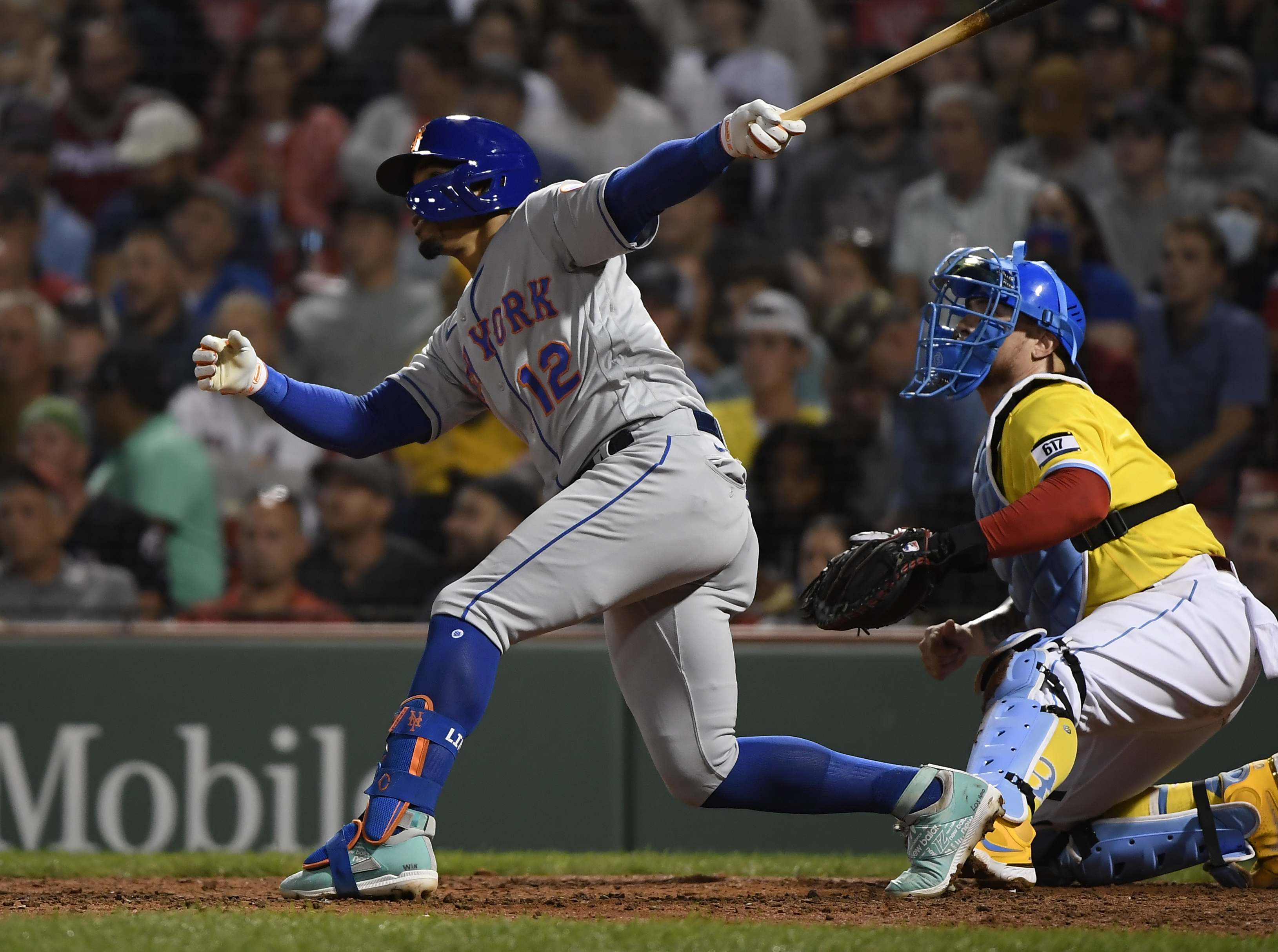 9/22/21 Game Preview: New York Mets at Boston Red Sox