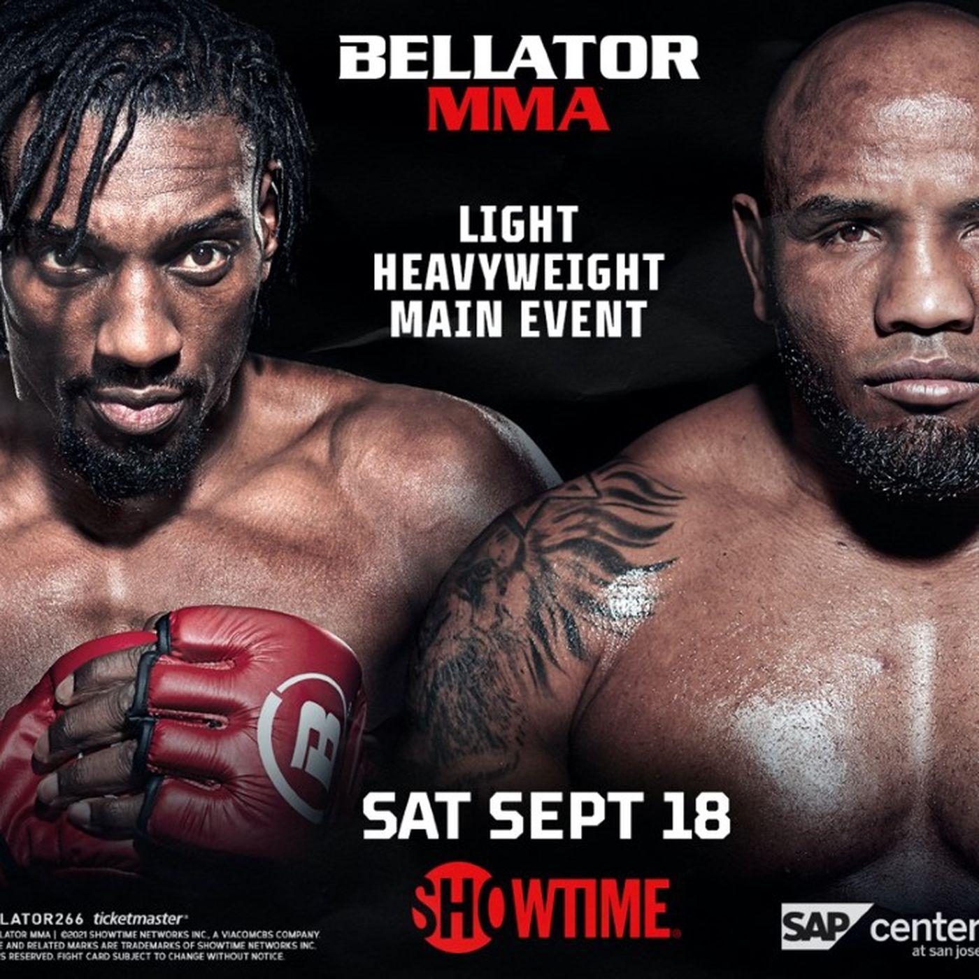 Bellator 266 Fighter Salaries