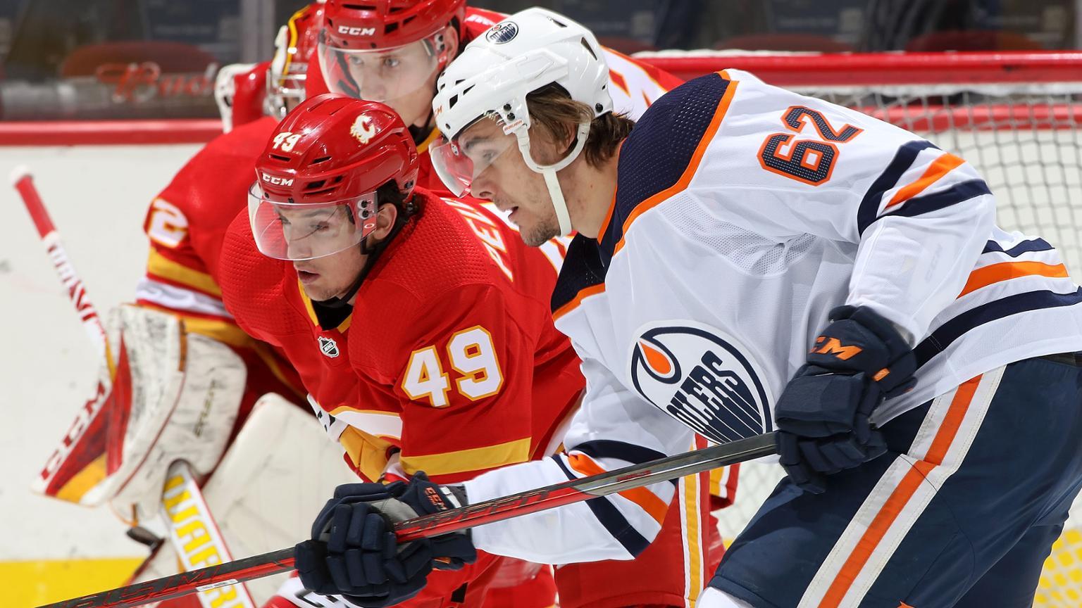 Game Notes: Sept 27 @ Calgary