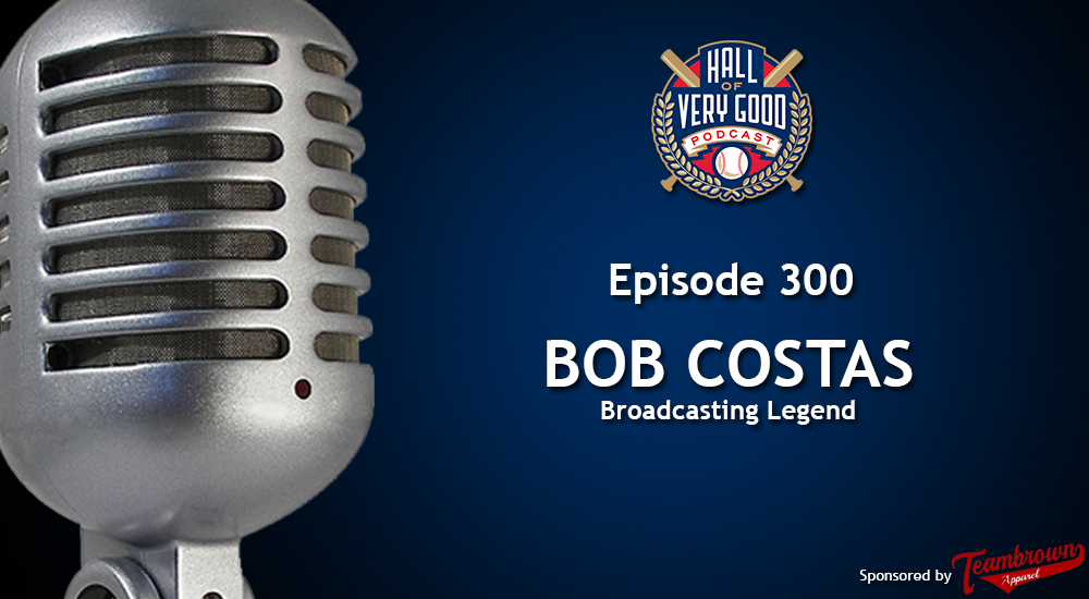 The HOVG Podcast: Bob Costas