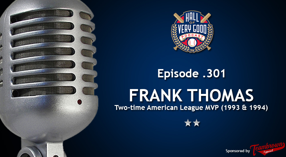 The HOVG Podcast: Frank Thomas
