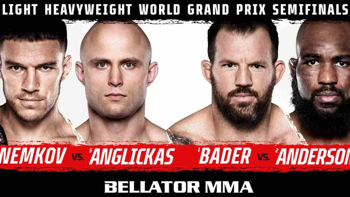 Bellator 268 Fighter Salaries