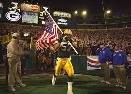 Flashback 2001: The Packers Beat Washington in the First Monday Night Game After 9/11
