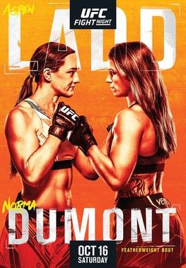 UFC Fight Night: Ladd vs Dumont Fight Card