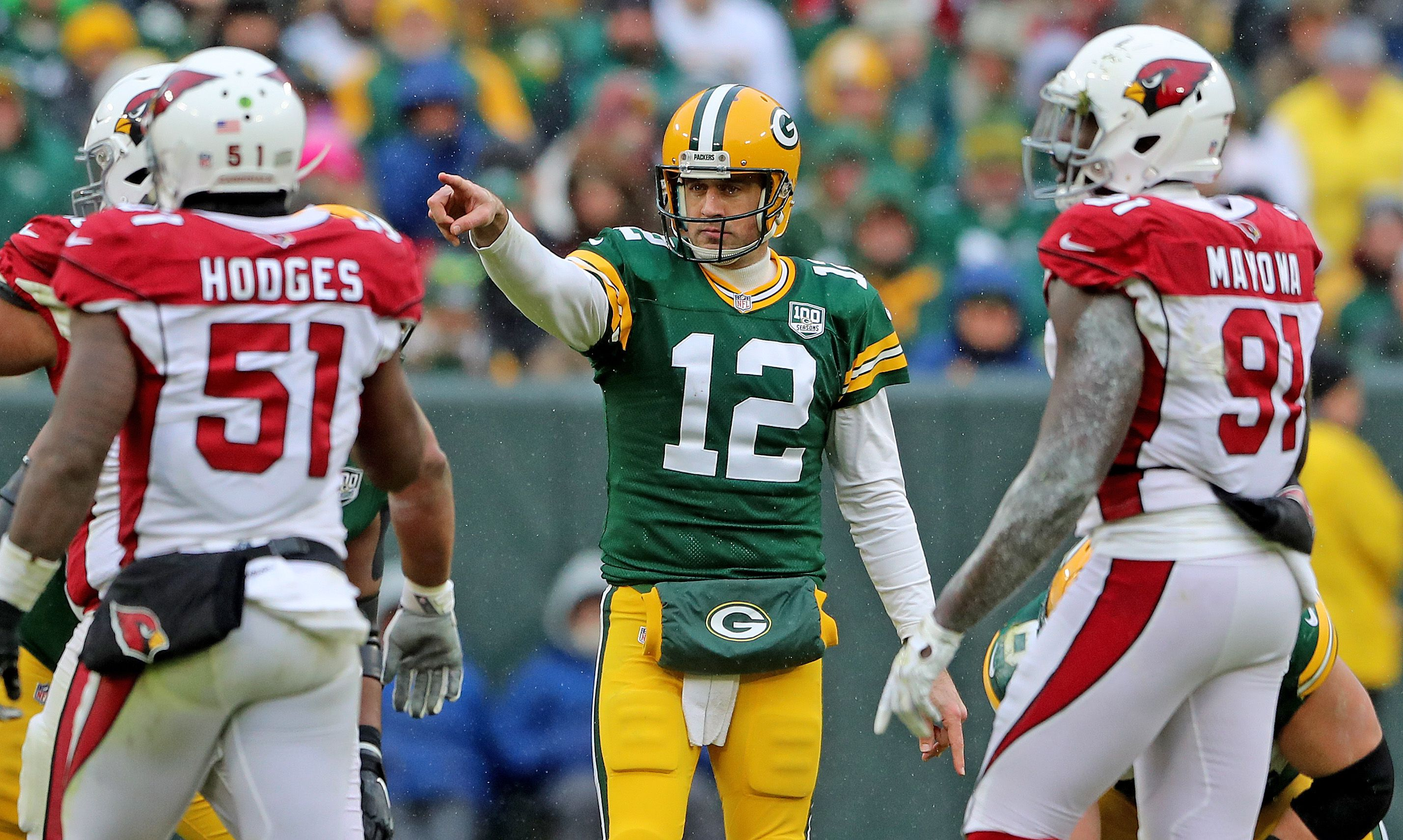 Six Key Factors That Will Determine the Winner of the Packers-Cardinals in Week 8