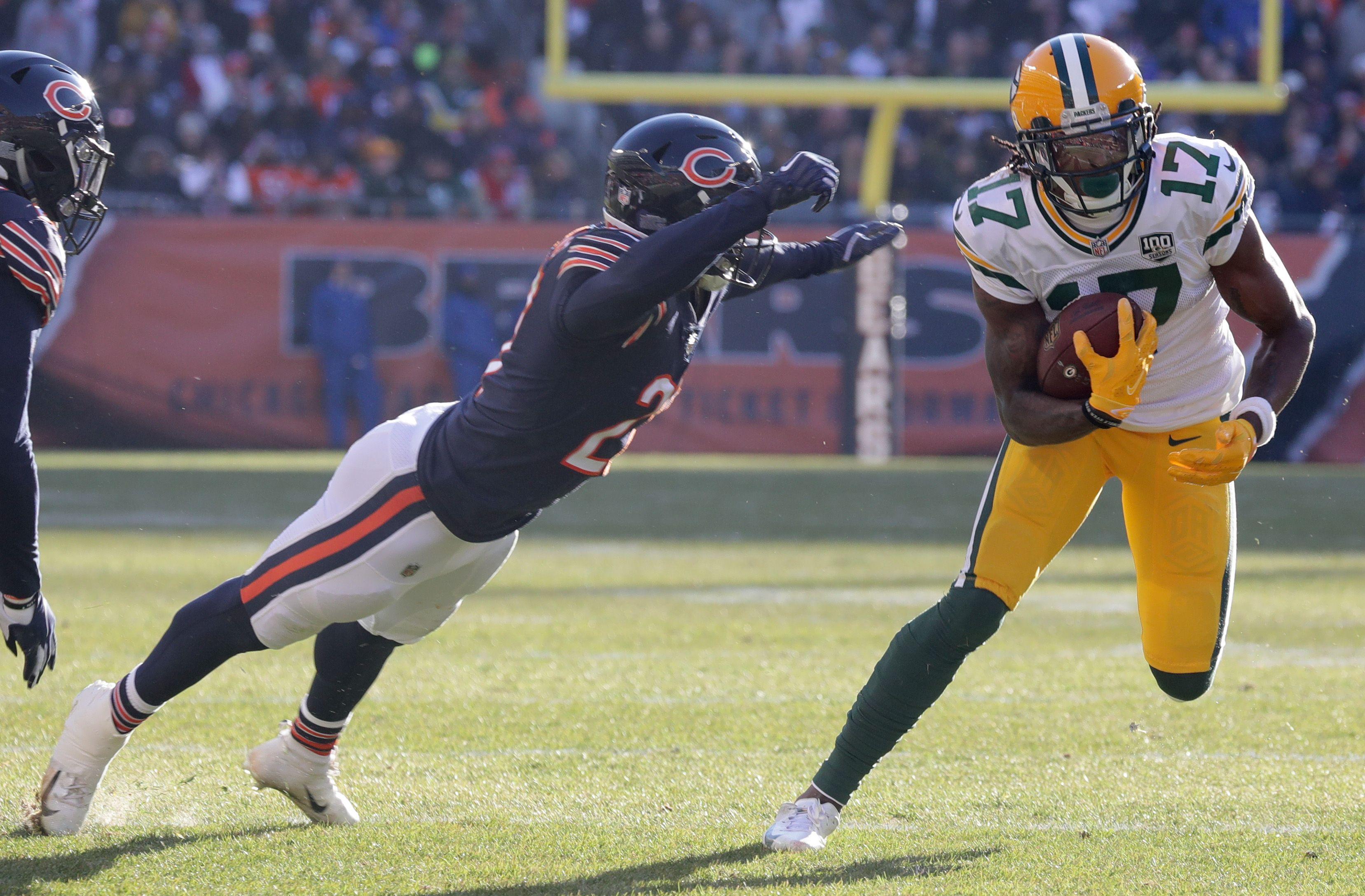 Six Key Factors That Will Determine the Winner of the Packers-Bears in Week 6