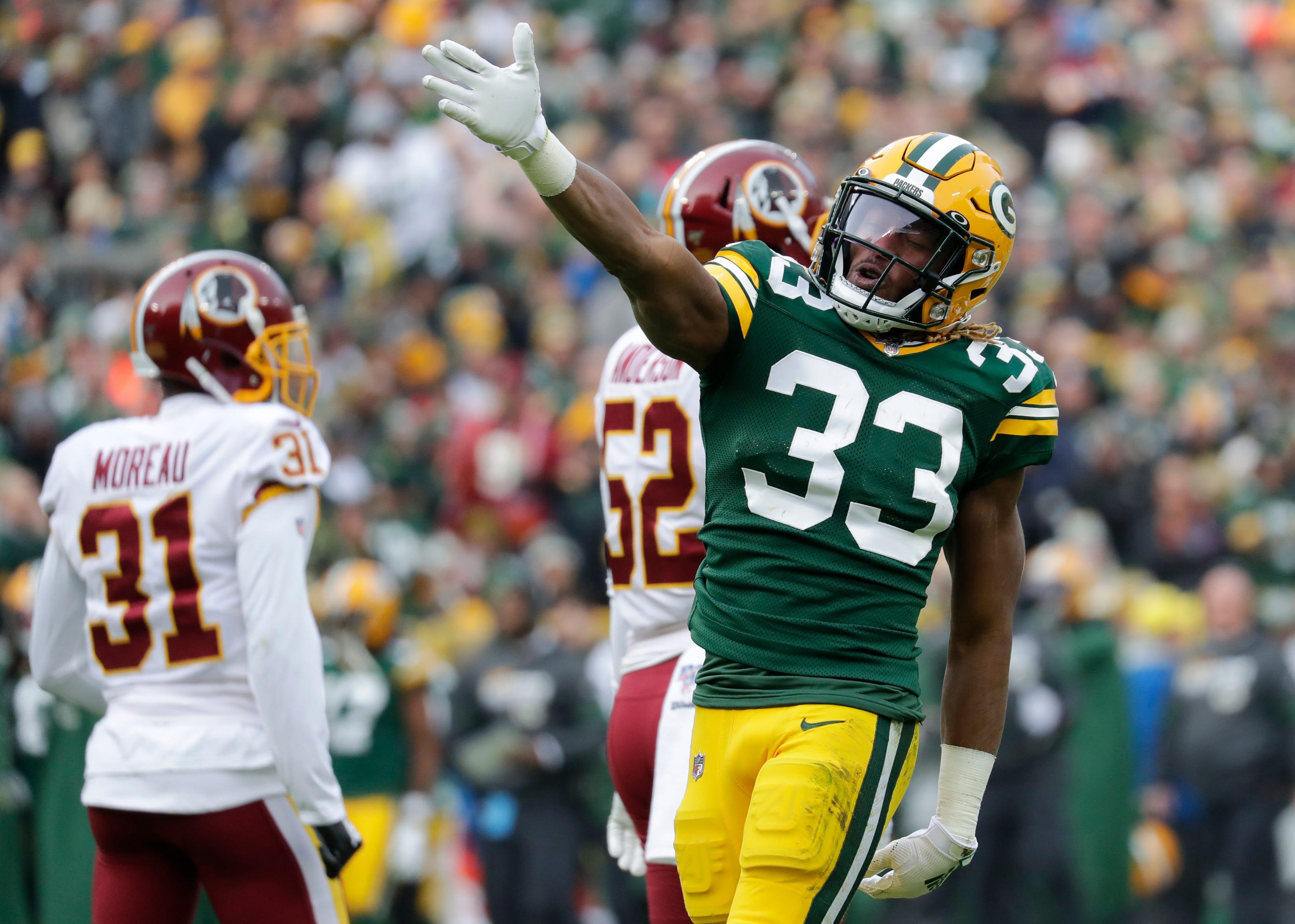 Six Key Factors That Will Determine the Winner of the Packers-Washington Football Team in Week 7