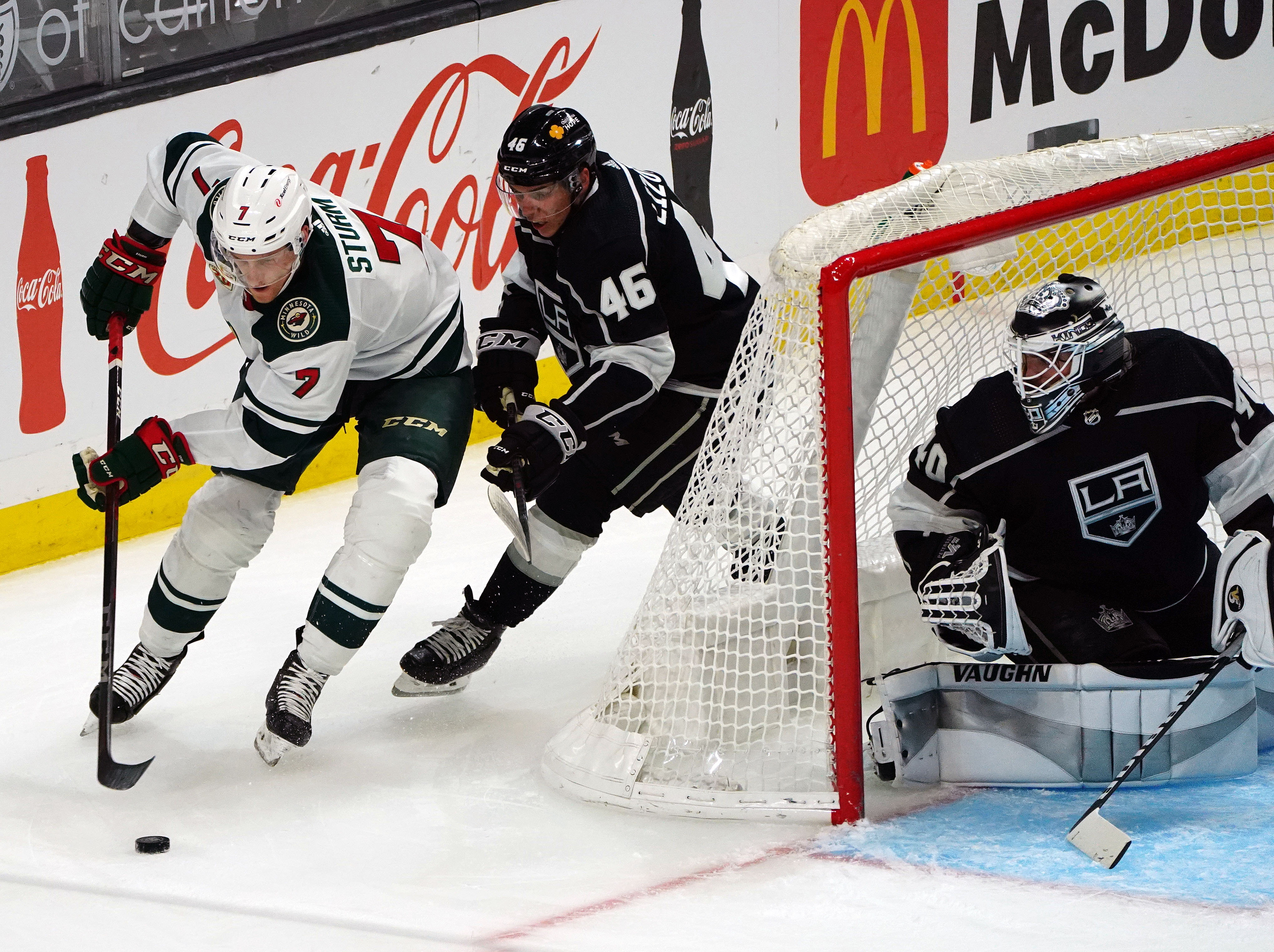 Game Preview: Minnesota Wild vs. Los Angeles Kings 10/16/21 @ 9:00PM CST at Staples Center