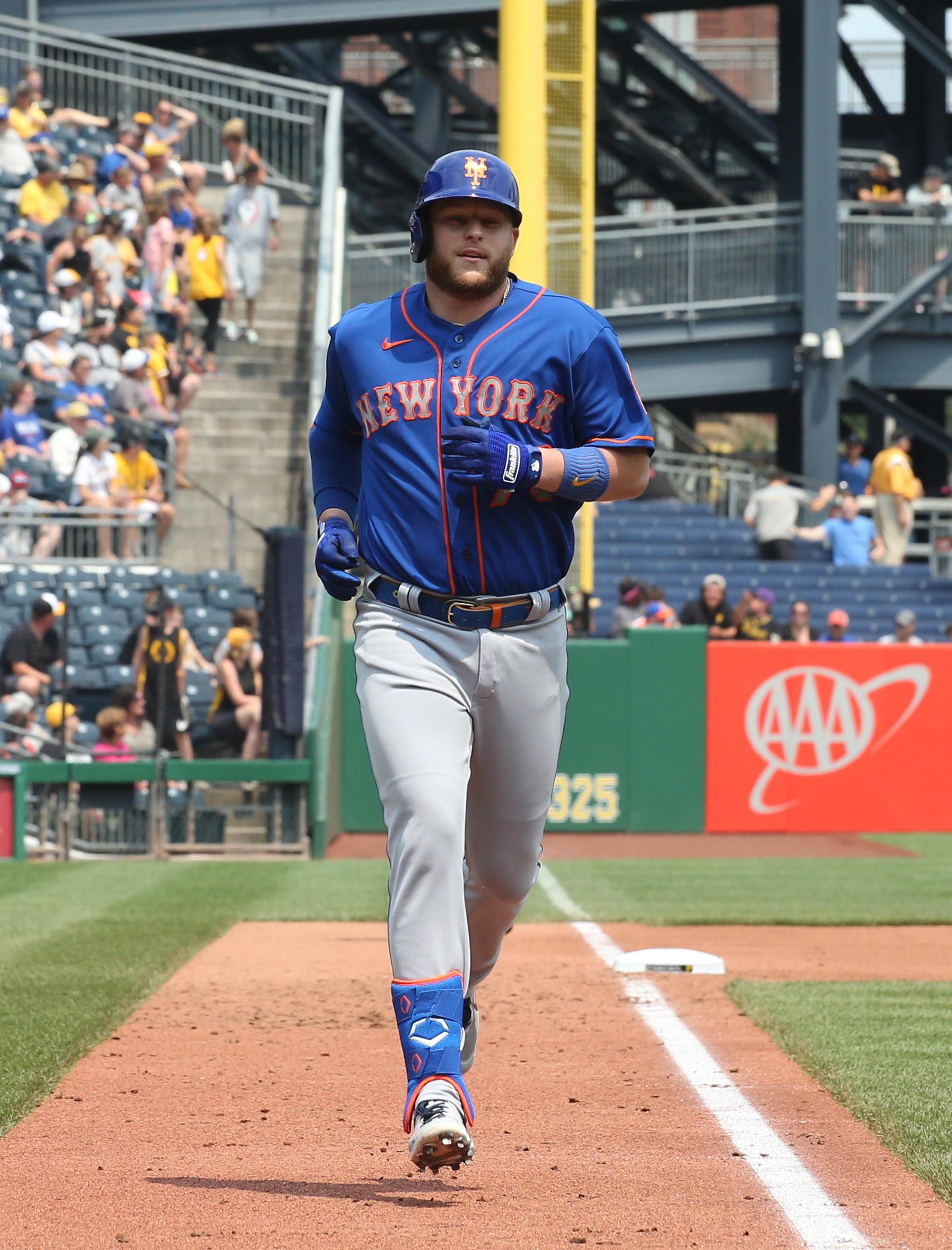 Mike's Mets Player Review Series: Travis Blankenhorn
