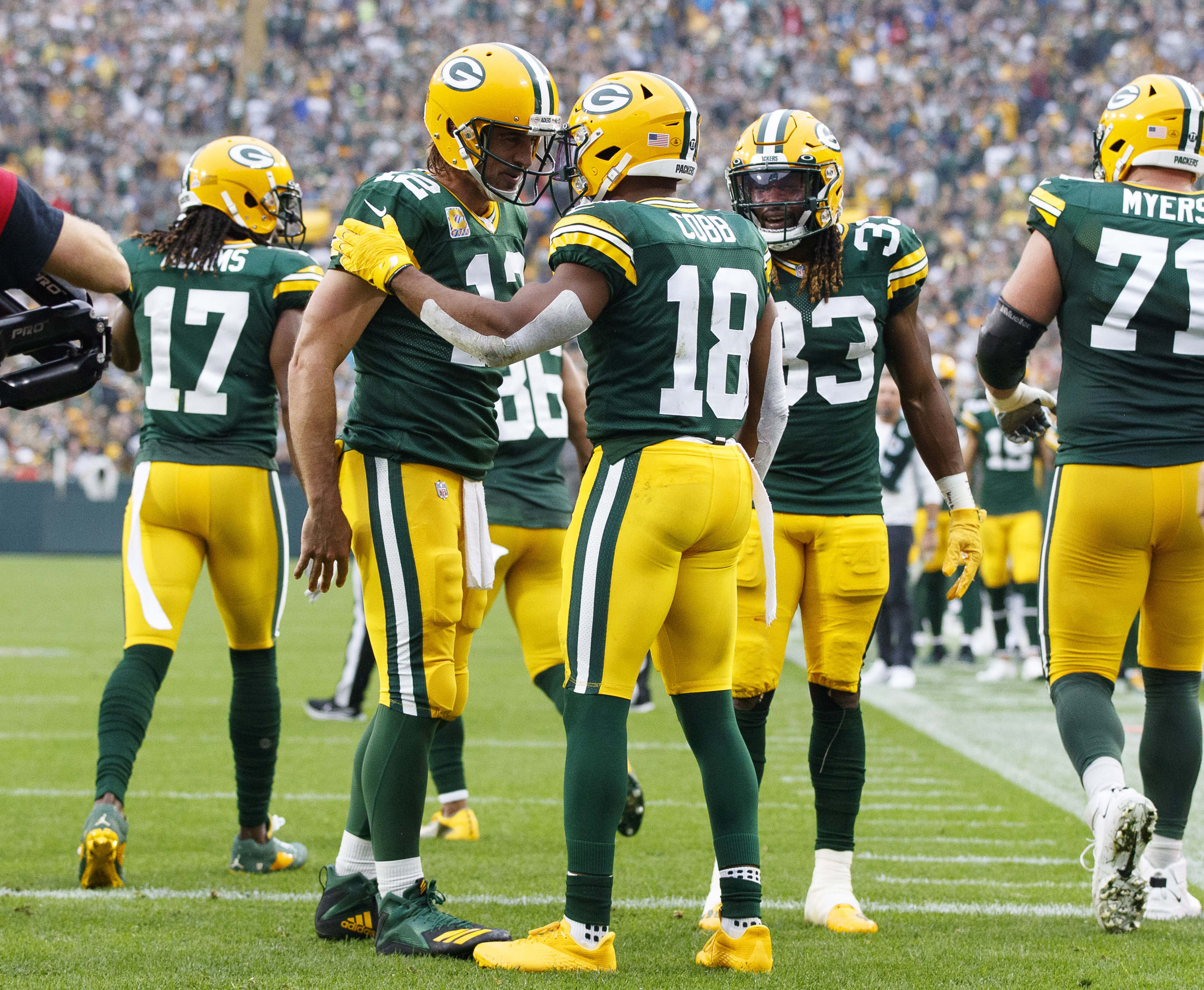 Ten Things We Learned from the Packers 27-17 Win Over the Steelers