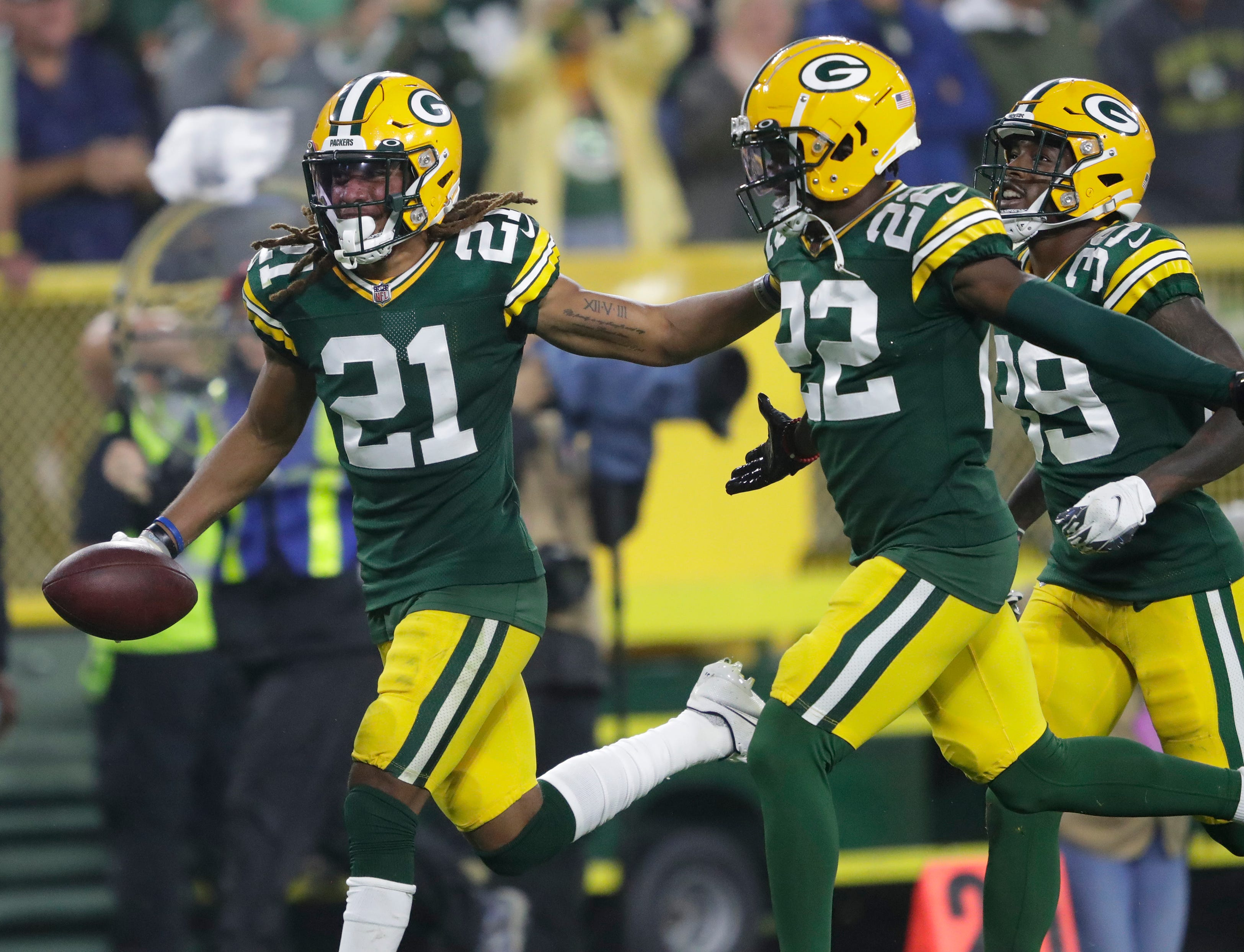 Five Players the Packers Are Counting On Because of Injuries