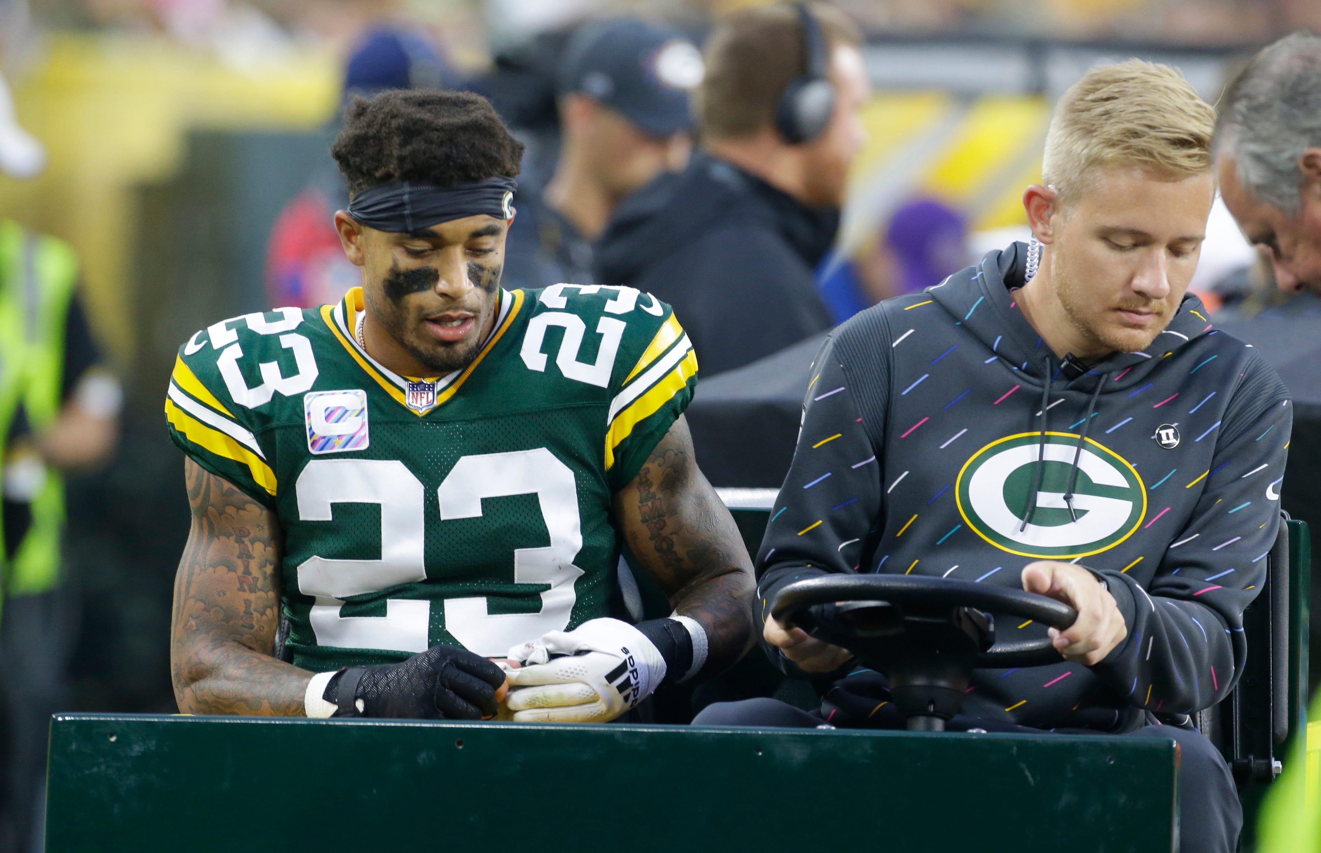 Packers Finding Ways to Win Despite Rash of Key Injuries