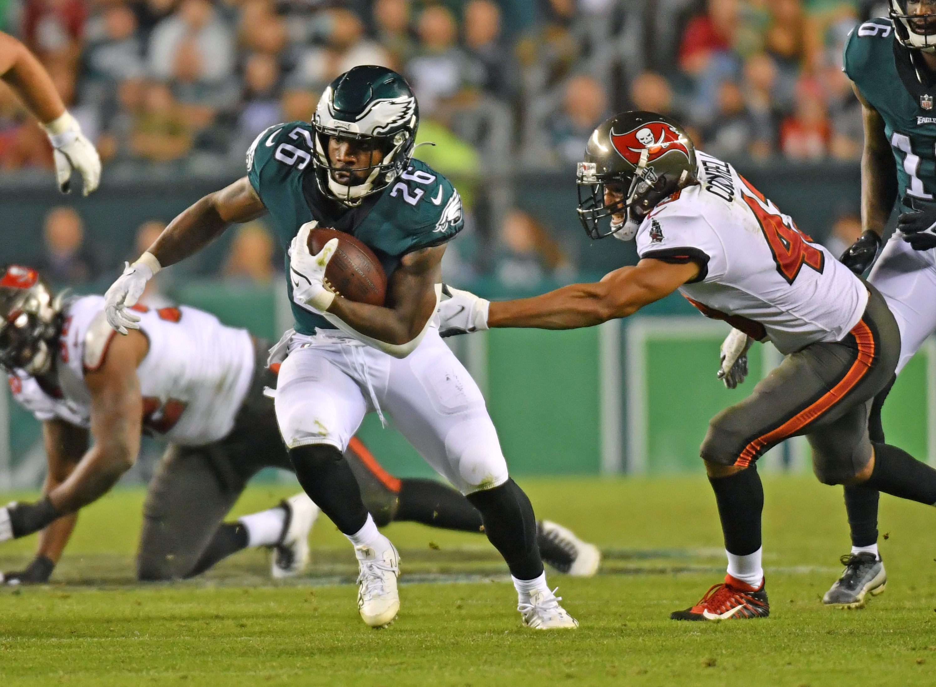 Three things to watch when the Eagles play Raiders in Week 7