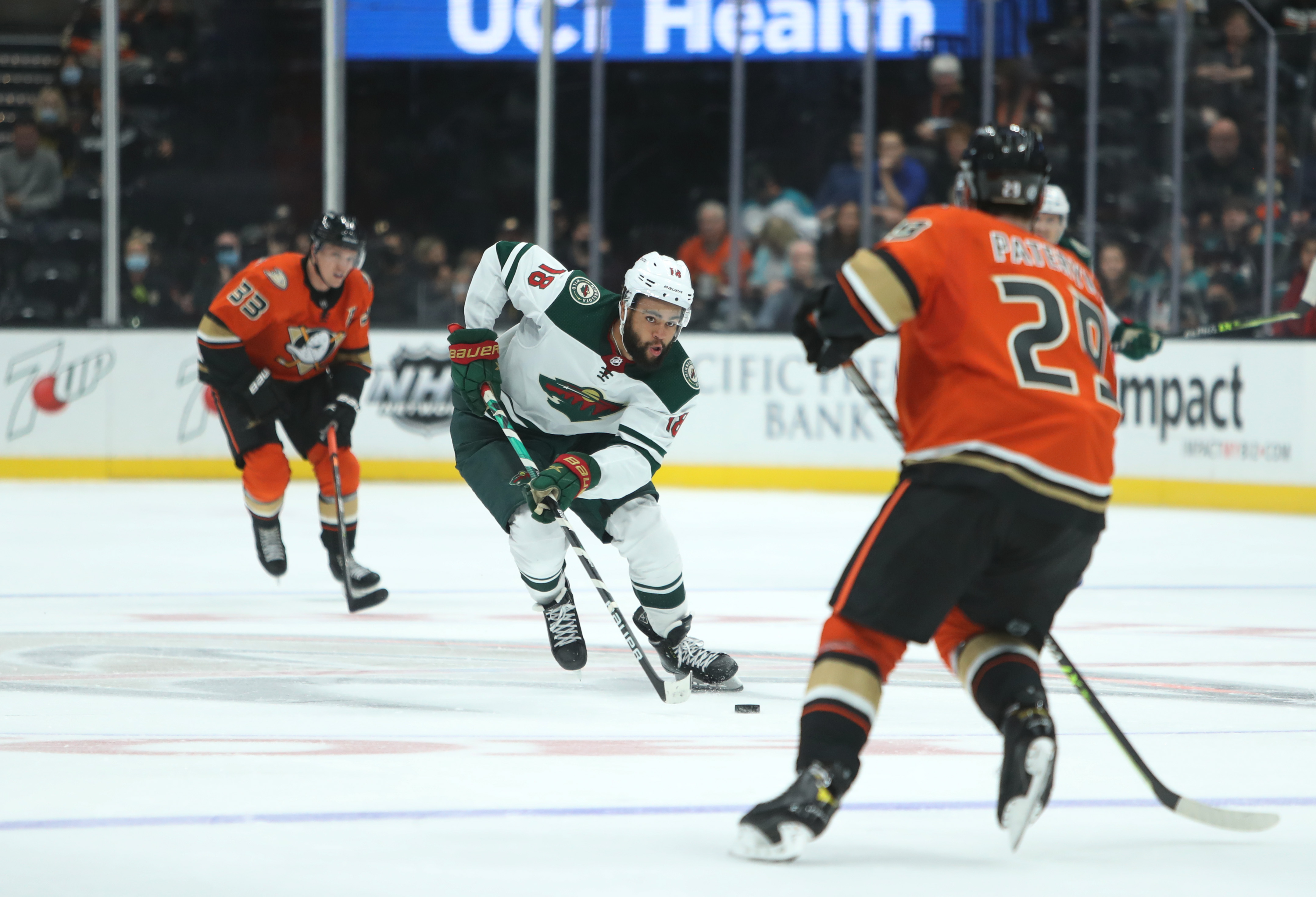 Game Preview: Minnesota Wild vs. Anaheim Ducks 10/23/21 @ 5:00PM CST at Xcel Energy Center