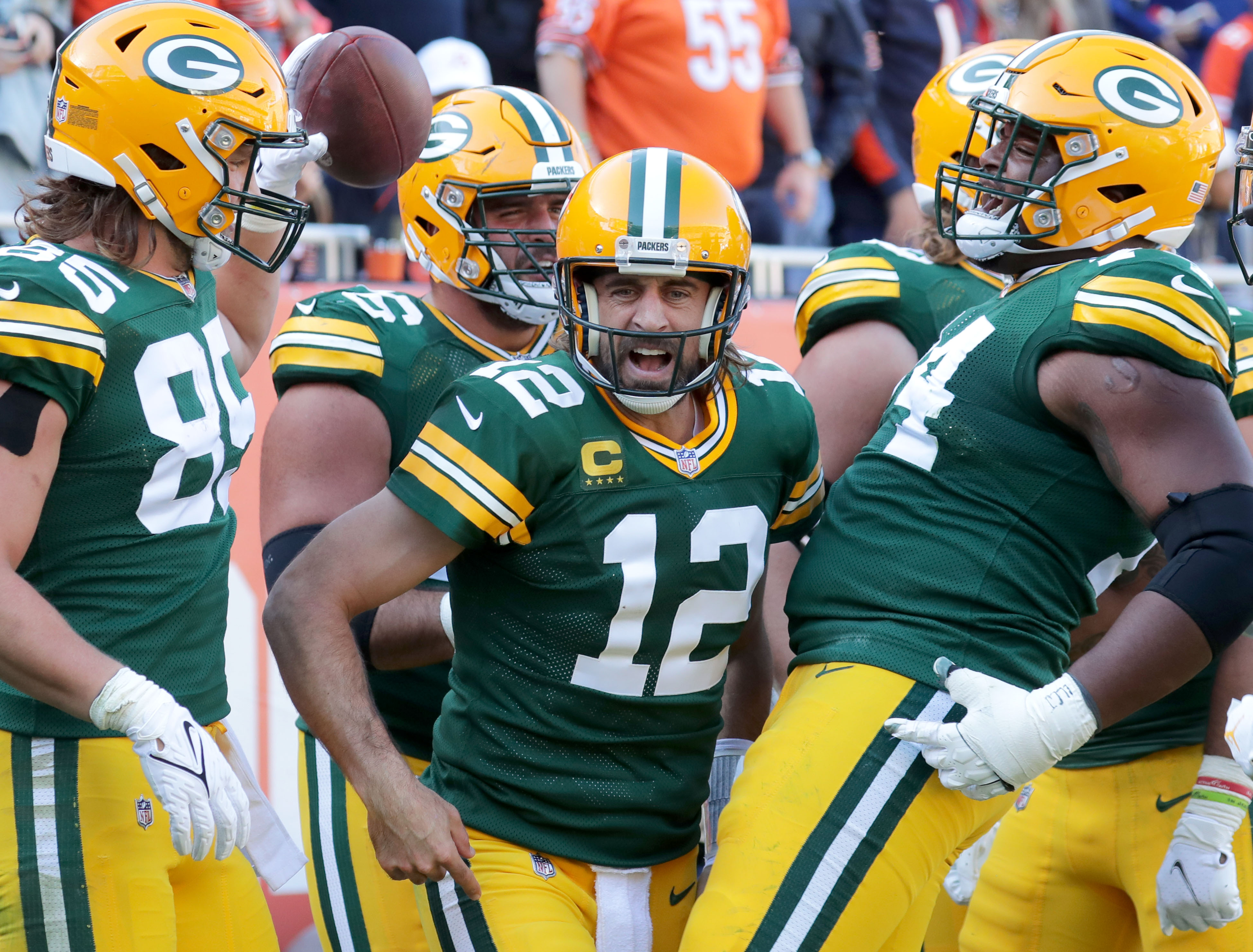Ten Things We Learned from the Packers 24-14 Win Over the Bears