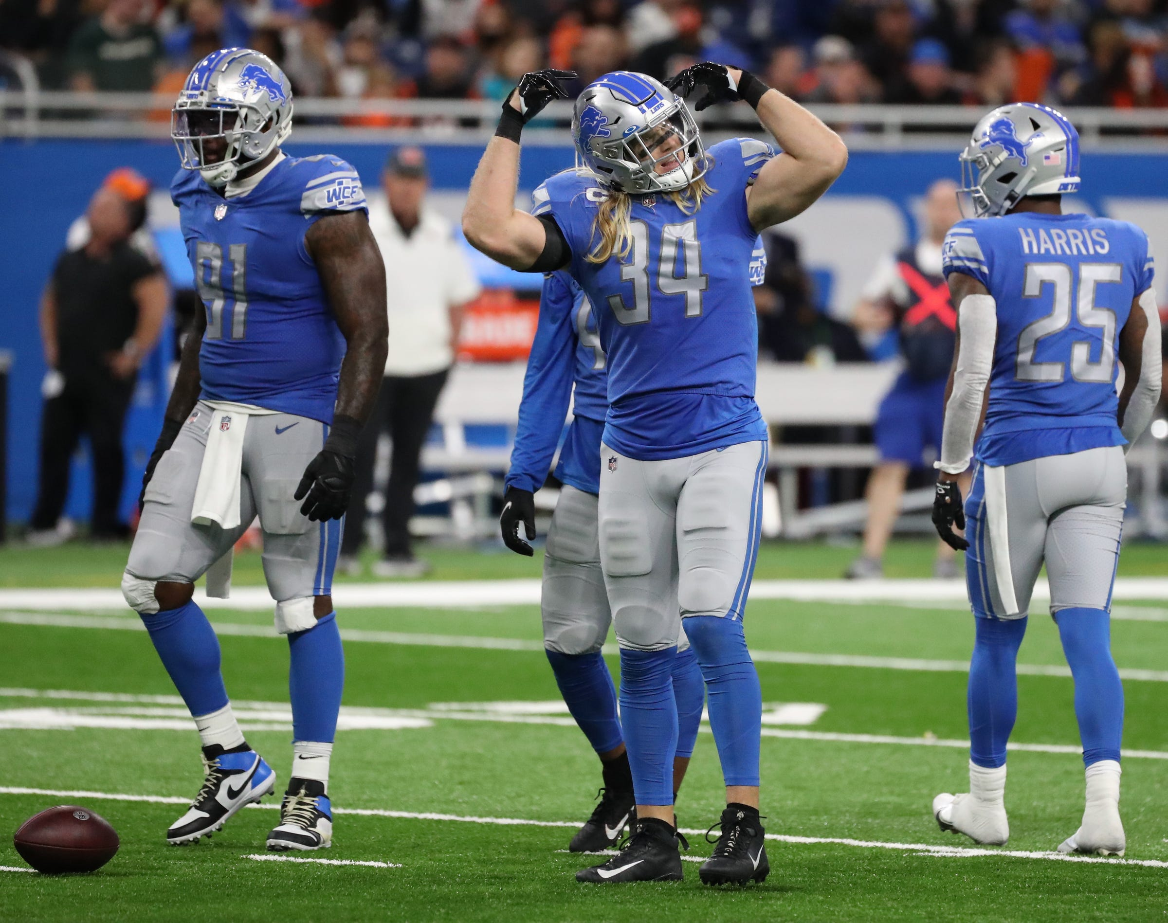 Game Prediction: Lions-Rams