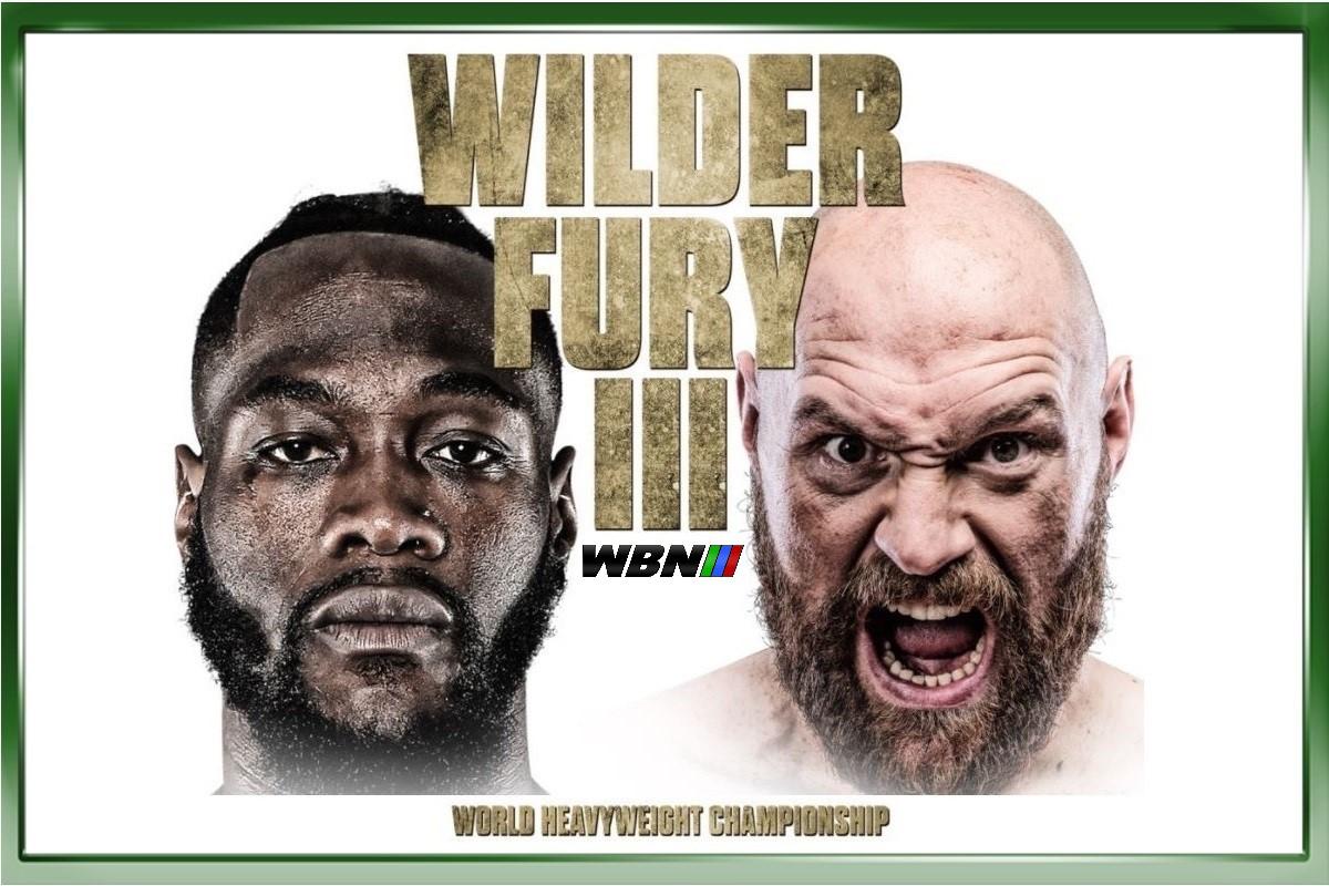 Fury vs. Wilder III Picks