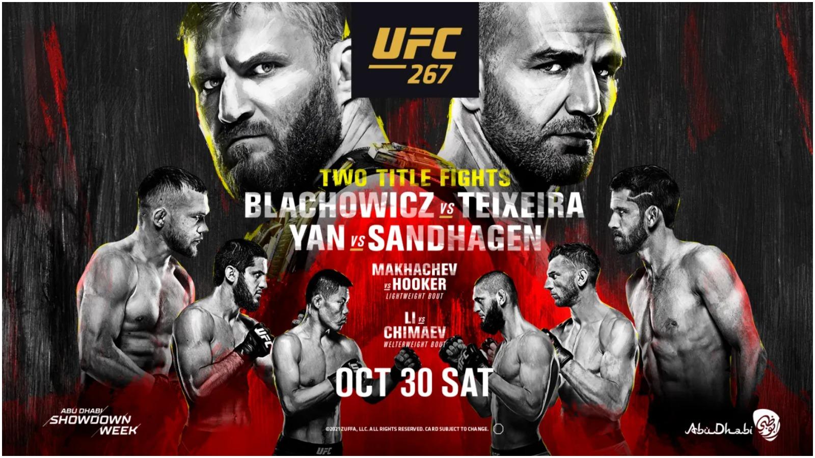 UFC 267 Prelim Breakout Star: Andre Petroski