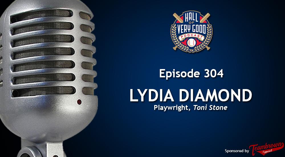 The HOVG Podcast: Lydia Diamond