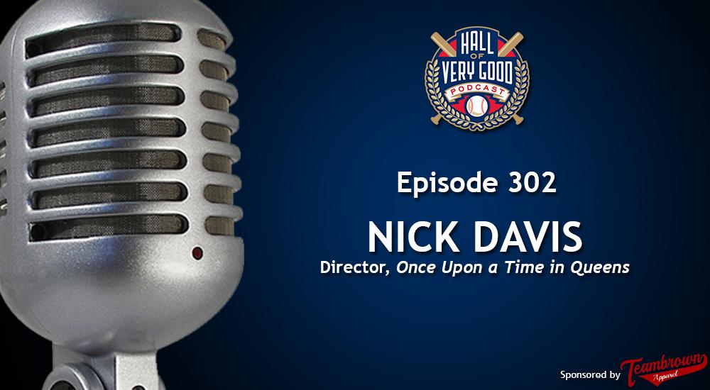 The HOVG Podcast: Nick Davis