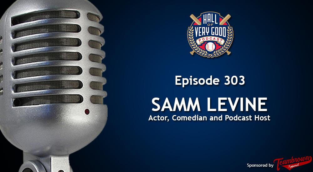 The HOVG Podcast: Samm Levine