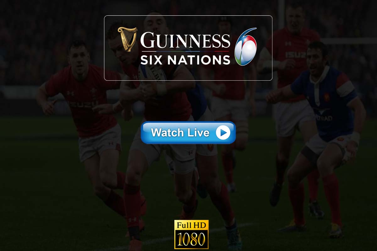 Six Nations Rugby live streaming Reddit