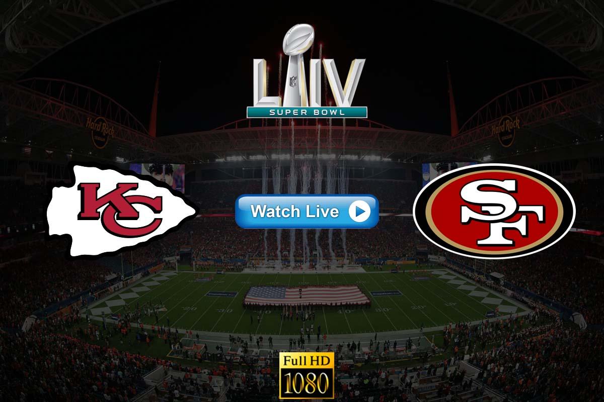Chiefs vs 49ers Live Streaming Reddit